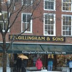 Gimmingham's Department store