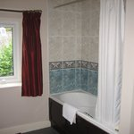 room 12 bathroom with jacuzzi