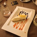 cheesecake (very soft)