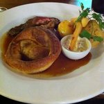 sunday roast beef - yum