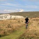 Biking in the area