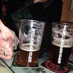Punk's bitter and Uppercut... Very good artigianal beer!!!