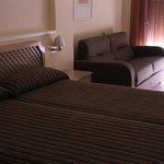 Camas y sofá cama