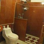 stanza: il mega bagno