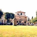 nel borgo medievale di Lucardo alto la motolocanda, B&B per chi ama viaggiare su due ruote...