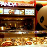 Panda Express at LAX