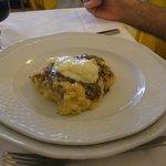 risotto del terziere al tartufo