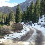 Nearby backroads Altas Lake