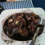 Carne al vino rosso