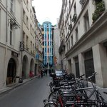 Rue Simon le Franc - Hotel Exterior