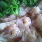 Shrimp and mince pork wanton