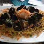 La mejor pasta italiana en Manta