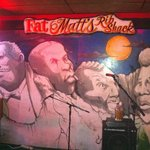 Fat Matt's Rib Shack Stage Background