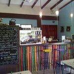 Como en mi Casa Art Cafe Foto