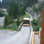 Local Bus Service!