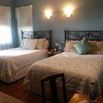 Virgil Earp & Lou's Room