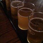 Beantown beer sampler
