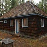 Cabin #3 exterior.