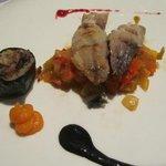 Lomo de sardinas a la brasa