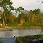Hesketh Park, Looking rather lovely in Autumn