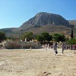 Acrocorinth + Bema