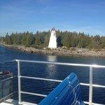Lighthouse on Blue Heron Cruise