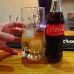 Rum & cola, Fuengirola style!