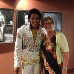 Elvis and Me :)