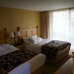 Room with two queen beds