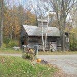 Barn @ Entrance