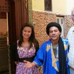chema and fouad welcomed us as family