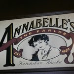 Annabelle's sign