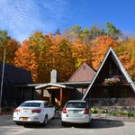 The Birch Ridge Inn in Autumn