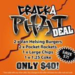 Crack a Phat Deal ONLY $40!
