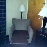 Pretty nice chair, comfy!