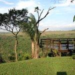 Mirante e vale do rio Jacaré