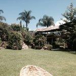 El jardín, un lugar para relajarte!!!