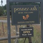 Entrance to Penner Ash