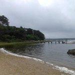 'Beach' area