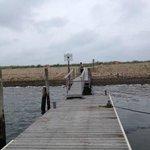 Dock near Inn