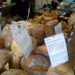 breads in the shop