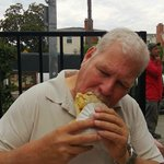 Me and my burrito