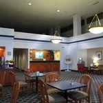 BEST WESTERN Harborside Inn: large lobby