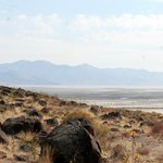 Spiral Jetty Area