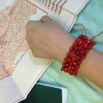 Welcome bracelet(?) :-)