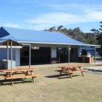 The Beach Barn (Camp Kitchen)