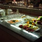 Buffet breakfast at clanree