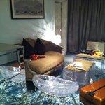 nordic suite- living room