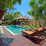 Villa Seriska Bali Foto