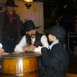 Wild Bill Hickok and my daughter